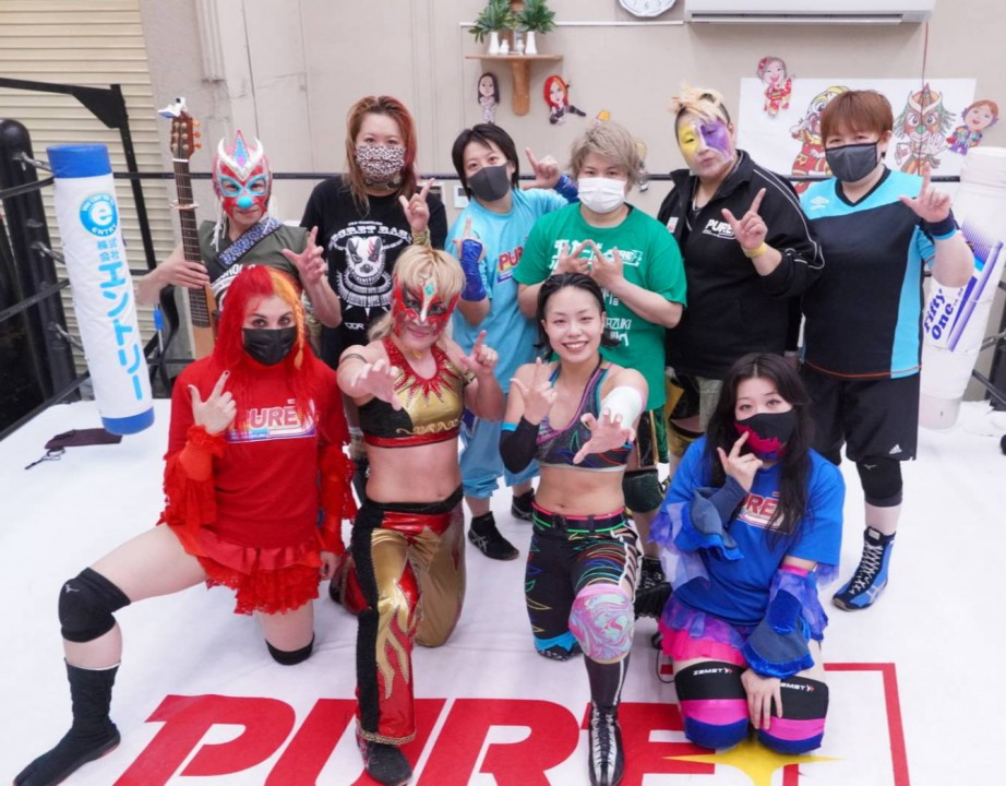 【試合結果】6月20日(日)第32回・特別亀アリーナマッチ 17時
